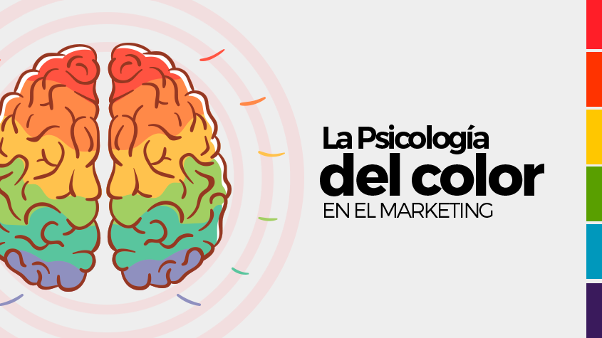 Psicología del color en el Marketing