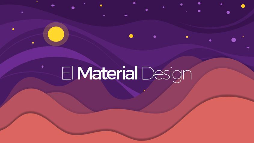 Material Design: Otro cambio impulsado por Google