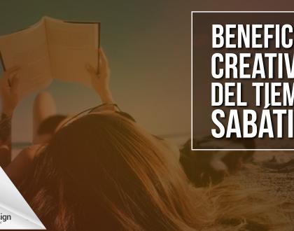 Beneficios creativos del tiempo sabático