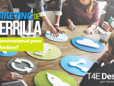 Marketing de Guerrilla: ¿No convencional pero más efectivo?