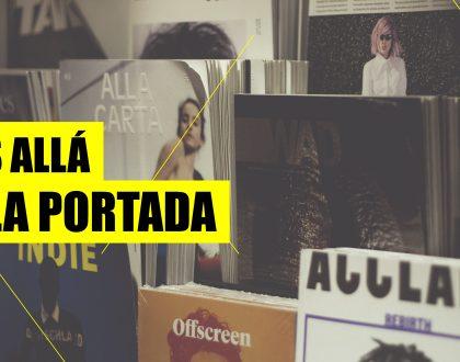 MÁS ALLÁ DE LA PORTADA