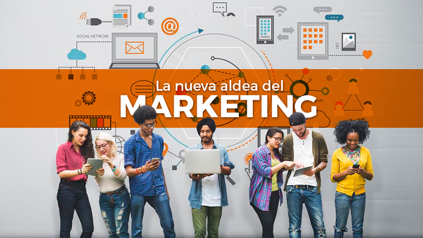 Internet: La nueva Aldea del Marketing