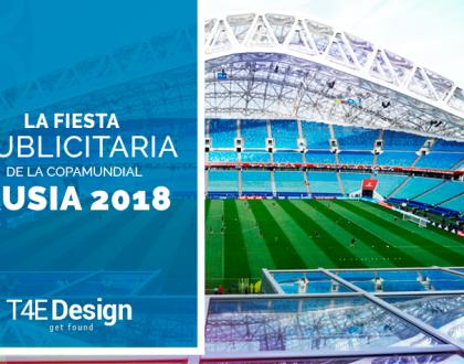 La fiesta publicitaria del Mundial Rusia 2018