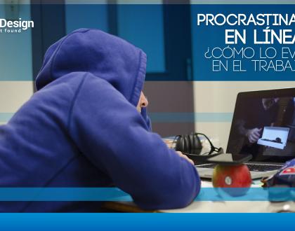 Procrastinando en línea ¿Cómo lo evitas en el trabajo?