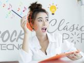 ¿Cuál es la música ideal para trabajar?