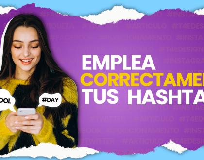 5 consejos para mejorar tus hashtags
